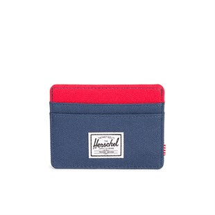 Charlie RFID Navy/Red