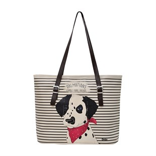 Dalmatian - Fit Bag Omuz Çantası