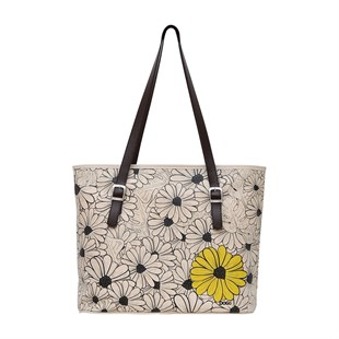 Flowers - Fit Bag Omuz Çantası