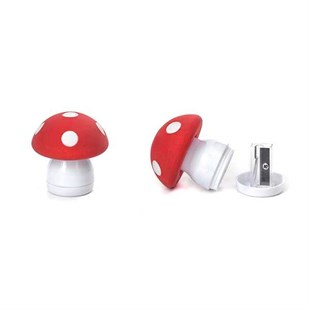 MUSHROOM ERASER AND SHARPENER - Mantar Silgi ve Kalemtıraş
