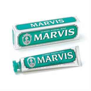 Marvis Classic Strong Mint Naneli (Xylitol) Diş Macunu 85ml