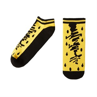 Socks++ Mustard Performance Short Socks