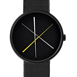 Projects Watches Crossover Black Mesh Kol Saati