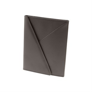 Small Envelope Document Holder Brown