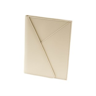 Small Envelope Document Holder Cream