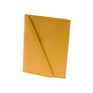Small Envelope Document Holder Golden Yellow