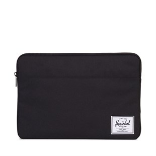 Herschel Laptop Kılıfı/Anchor Sleeve Black Macbook 15""