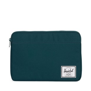 Herschel Laptop Kılıfı/Anchor Sleeve Deep Teal Macbook 13""