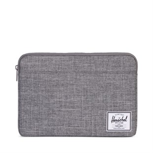 Herschel Laptop Kılıfı/Anchor Sleeve Raven Crosshatch Macbook 13""