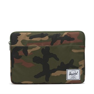 Herschel Laptop Kılıfı/Anchor Sleeve Woodland Camo  Macbook 15""