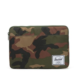 Herschel Laptop Kılıfı/Anchor Sleeve Woodland Camo  Macbook 13""