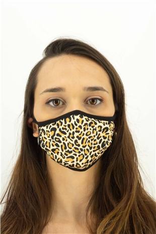 Lemur Apparel TigerKing Maske